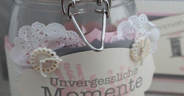 weckglas zur geburt baby shower baby willkommensparty pinterest baby. Black Bedroom Furniture Sets. Home Design Ideas