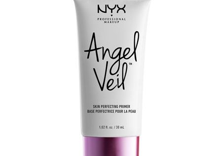 Nyx Professional Makeup Angel Veil Skin Perfecting Primer Satin Finish 1 02 Fl Oz Walmart Com In 2021 Best Drugstore Primer Drugstore Primer Primer For Oily Skin