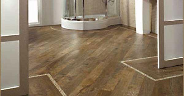 Rustic Floor Linoleum