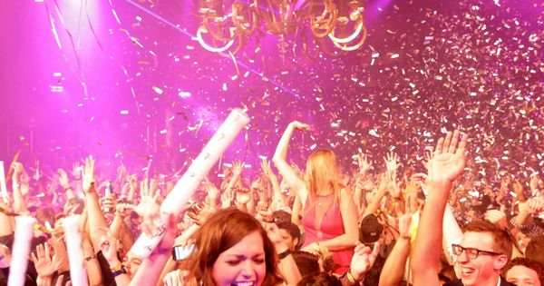 Thrillist's top clubs to check out in Las Vegas: Hakkasan, XS, Marquee,