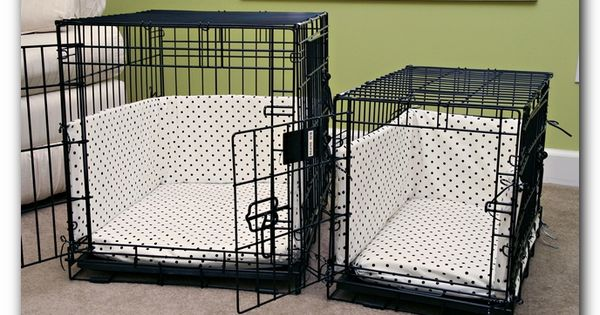 Dog Crate Bumper Pads Sewing Pattern For Dogs Puppys