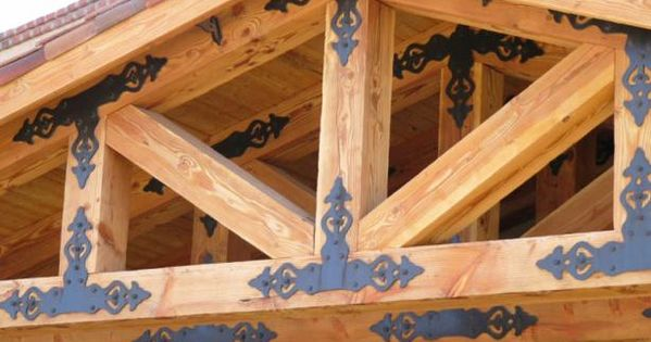 Beautiful Decorative Truss Plates Exterior Trim Arbors