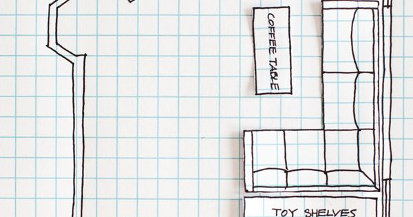 How to Draw a Floor Plan- without any special tools or ...