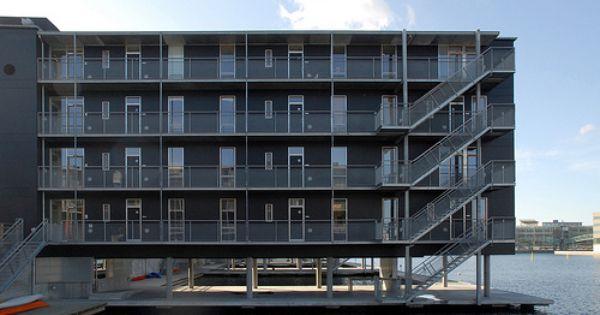 Teglvaerkshavnen Housing Tegnestuen Vandkunsten By Seier Seier Socialist Countries Social Democracy Democratic Socialism