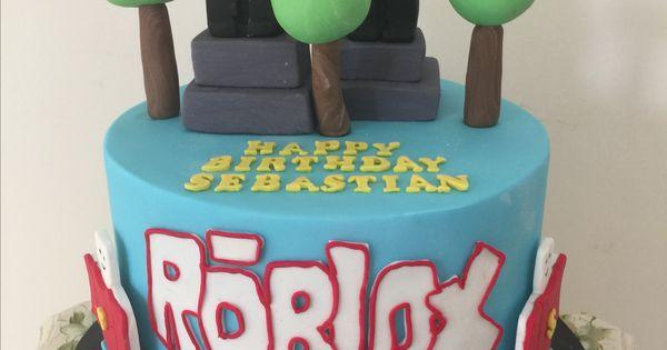 Roblox Cake Tutorials Pinterest Cake Birthdays And