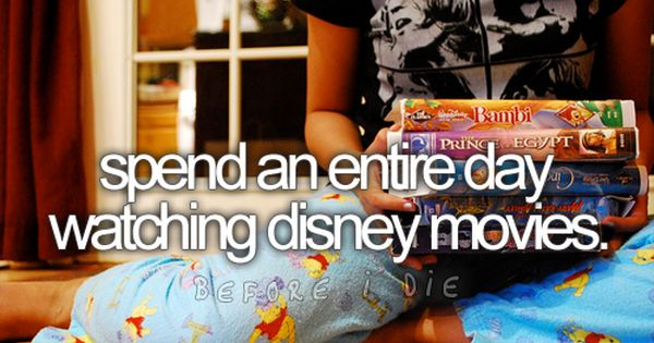 Bucket list... I'm doing this during the summer