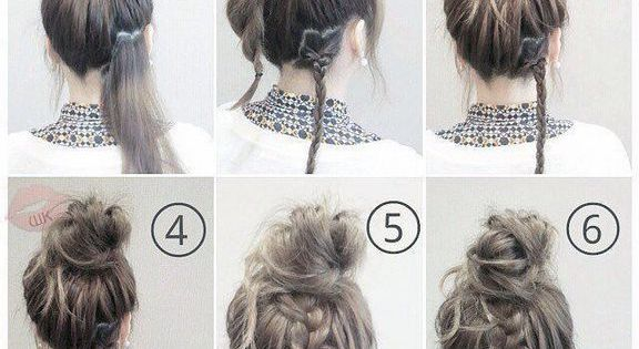 50 Easy And Quick Hairstyles For School Frisuren Schnelle Frisuren Fur Die Schule Schnelle Frisuren