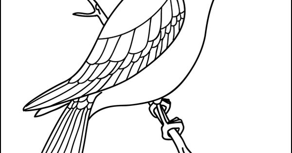 burgess animal book coloring pages - photo#19