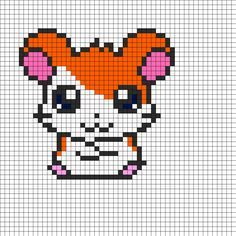 Mignon Pixel Art Kawaii Facile