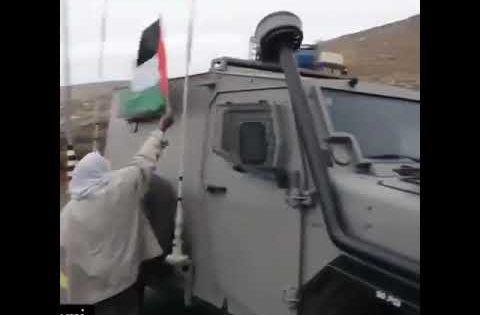 الصهاينة يعتدون على رجل مسن لحمله علم فلسطين In 2021 Palestine