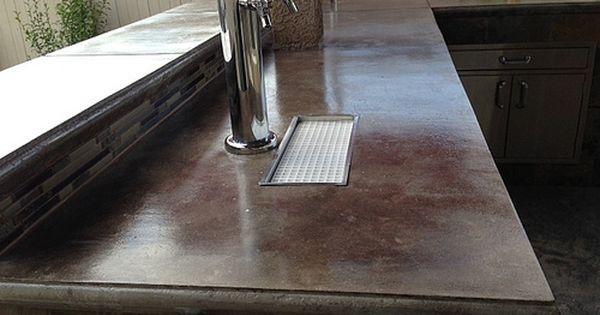 Concrete Countertop Solutions Diy Concrete Countertops Diy