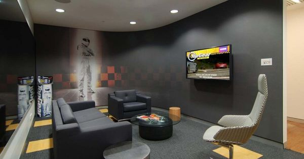 Superb Dark Atmosphere Contemporary Interior Lacuna Is Space Largest Home Design Picture Inspirations Pitcheantrous