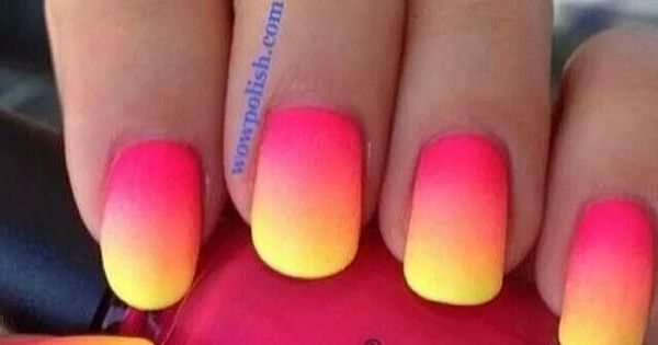 like a tropical vacation on your nails PANDORAsummercontest
