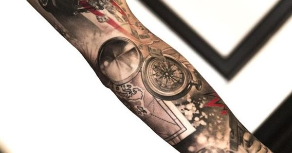 160 Best Compass Tattoos And Meanings 2017 Collection Compass Tattoo Design Compass Tattoo