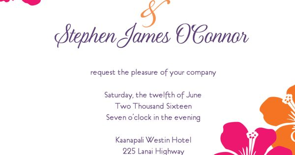 Wedding Invitation Thoughts: Free Wedding Invitation Clip Art