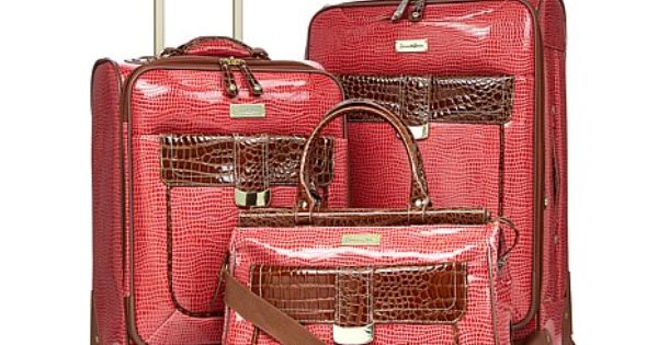 Samantha Brown Luggage Qvc: Love My Samantha Brown Luggage! I've Been All Over The