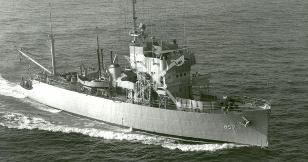 U.S. Navy Patrol Craft Escort Rescue USS Marysville (PCER-857). | U.S. Navy | Pinterest | United ...