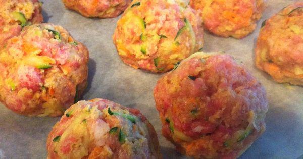 Turkey meatballs, Turkey and Carrots on Pinterest