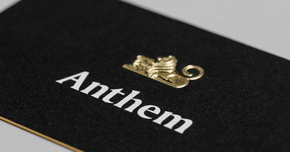 New Logo and Brand Identity for Anthem by Anagrama | Foil stamping ...