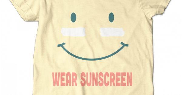 Evoke apparel wear sunscreen t shirt http www for Sunscreen shirts for adults