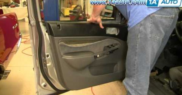 How To Install Replace Remove Front Door Panel Honda Civic 01 05 1aauto Com Youtube Honda Civic Panel Doors Civic