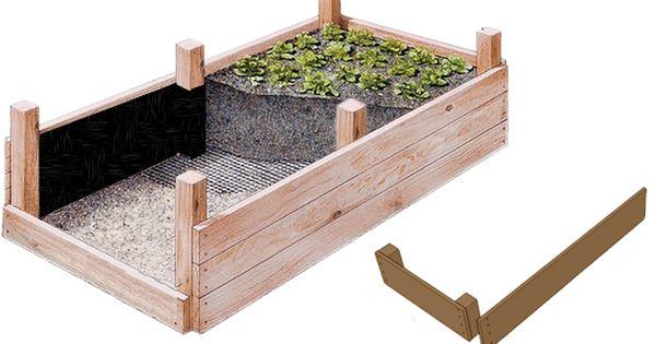 hochbeet bauanleitung selber bauen garten garden pinterest hochbeet bauanleitung. Black Bedroom Furniture Sets. Home Design Ideas