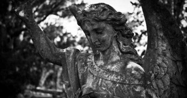 Cəhənnəmdən Kecmis Mələk 14 Angel Statues Statue Creepy