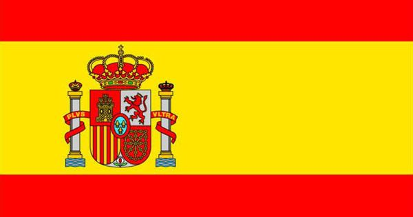 spain national flag pictures