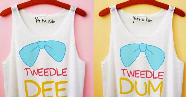 Tweedle Dee And Dum