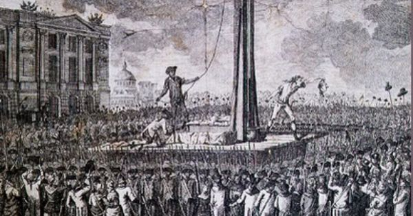 guillotine definition. reign of terror was a period violence that occurred after the onset guillotine definition c