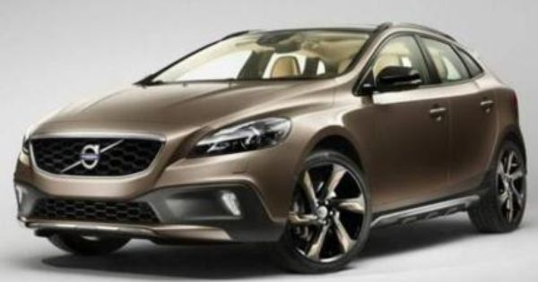 India Is Soon To Witness One More Luxury Vehicle Which Will Come From Luxury Car Major Volvo S Stable Ex Volvo V40 V40 Cross Country Volvo V40 Cross Country