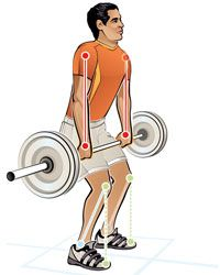 How To Power Clean Power Clean Olympic Weightlifting Workouts Skinny To Fit
