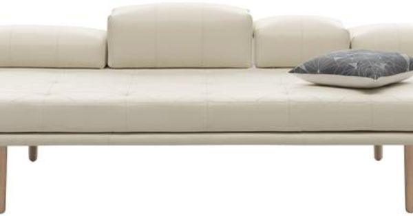 fusion daybed designed by nendo for boconcept daybeds pinterest leder australien und m bel. Black Bedroom Furniture Sets. Home Design Ideas