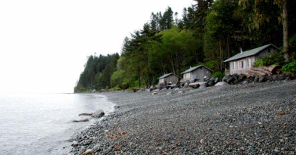 Whiskey Creek Beach Cabins Joyce Wa Beach Cabin Washington Beaches Dog Friendly Vacation Rental