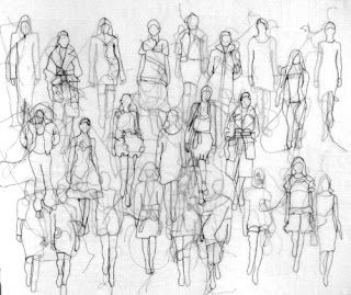 Rosie James And Alice Kettle Research Rosie James Stitch Drawing Drawings