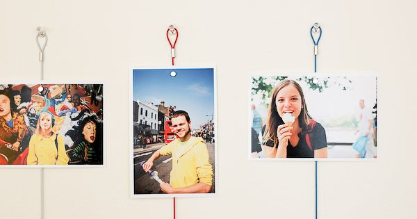 Magnetic Photo Rope – A Cool Way to Display Your Images