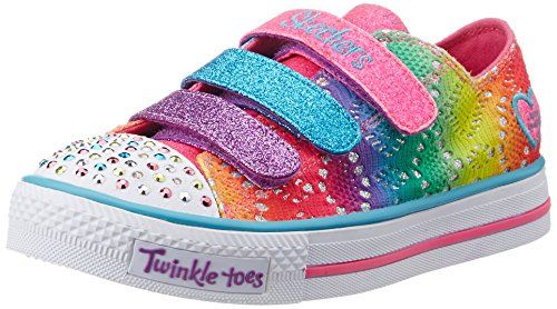 skechers little girl shoes