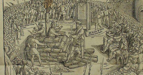 Hugh Latimer And Nicholas Ridley Protestant Reformers