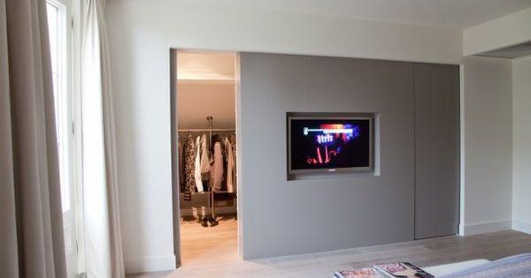 Idee voor inloopkast interior pinterest inloopkast slaapkamer en doors - Ouderlijke doucheruimte kleedkamer volgende ...