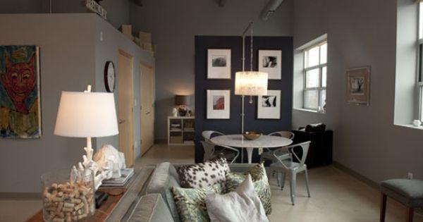 Casey 39 s modern minneapolis bachelor pad home pinterest for Licenciatura en decoracion de interiores
