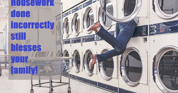Three Steps To More Housework Help And Less Stress Laundry