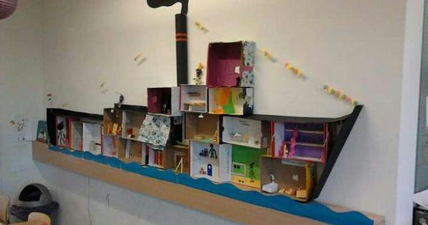 Ieder kind maakt een ruimte in een schoenendoos samen for Eigen kamer ontwerpen 3d