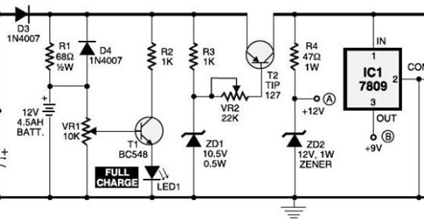mini ups circuit here the simple mini ups circuit diagram