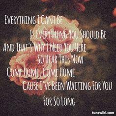Come Home By One Republic One Republic Lyrics Sara Bareilles