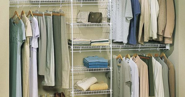 Do It Yourself Home Design: Fresco Of Closet Organizers Lowes: Product Designs And