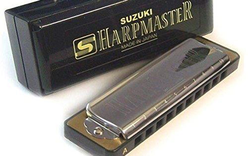 Suzuki Harpmaster Original Price 31 90 Our Price 19 68 Https Musicalinstrumentsdiscounted Com With Images Harmonicas Hohner Suzuki