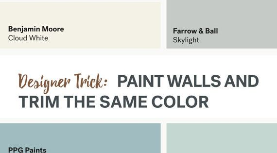 14 paint colors that will make a room look bigger for Paint to make a room look bigger