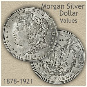 Morgan Silver Dollar Values Are Rising Due To Strong Demand Compare Your Coins To The Grading Image Silver Dollar Value Silver Dollar Coin Value Silver Dollar