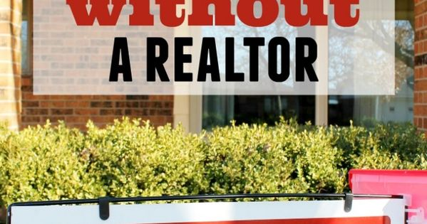 how to sell your own home without a realtor