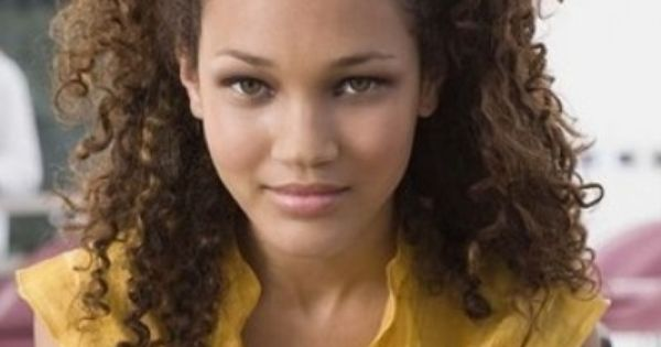 Au Naturale Hair Styles: Half Up Curly Locks For African American Women
